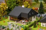 Faller 130643 Architektenhaus mit Plattenda