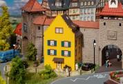 Faller 130709 Reihenendhaus Kleinstadt