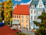 Faller 130711 2 Reliefhäuser Kleinstadt