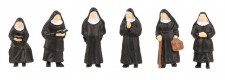Faller 151601 Nonnen