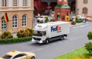 Faller 161315 LKW MB Atego FedEx (HERPA)