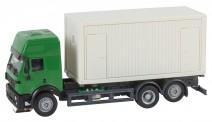 Faller 161480 LKW MB SK'94 Baucontainer (HE