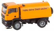 Faller 161482 LKW MAN TGA Straßenkehrmaschine