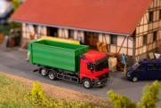 Faller 161493 LKW MB Actros LH'96 Abrollcon (HERPA)