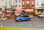 Faller 161543 VW Touareg Polizei