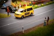 Faller 161586 VW T5 Bus ADAC