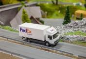Faller 161592 LKW MB Atego 04 FedEx (HERPA)