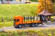 Faller 161634 Scania R13 Kurzholz LKW (HERP