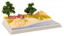Faller 180050 Mini-Diorama Strand