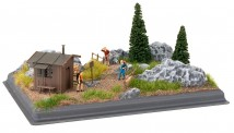Faller 180051 Mini-Diorama Gebirge