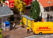 Faller 180281 2 Packstationen DHL
