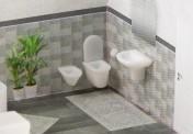 Faller 180355 Badezimmereinrichtungen
