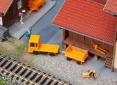 Faller 180357 Gepäckwagen