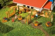 Faller 180554 Gartentestaltungs-Elemente