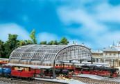 Faller 222127 Bahnhofshalle