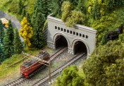 Faller 222500 Tunnelportale Simplon Nord und Süd