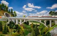 Faller 222573 Moderne Bogenbrücke