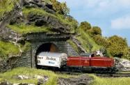 Faller 272578 Tunnelportale 1-gleisig 2 St.