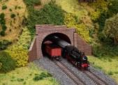 Faller 272579 Tunnelportale 2-gleisig 2 St.