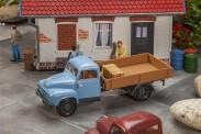 Faller 331872 Borgward mit Pritsche