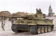 Dragon 006950 Tiger I Early Pro Battle of Kharkov