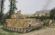 Dragon 007279 Pz.Kpfw.IV Ausf.H Mid Production