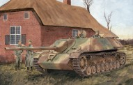 Dragon 007293 Jagdpanzer IV L/48 Late Production