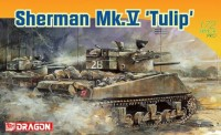 Dragon 007312 Sherman Mk.V 'Tulip'