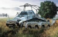 Dragon 007581 Sd.Kfz.232 schwerer Panzerspähwagen
