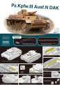 Dragon 007634 Pz.Kpfw.III Ausf.N DAK w/NeoTrack