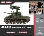Dragon 007677 M4A3 Sherman 'Calliope'