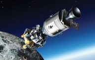 Dragon 11009 Apollo 11 LunarLanding CSM Columbia