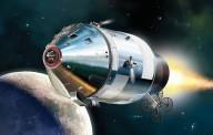 Dragon 711007 Apollo 11 CSM