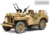 Dragon 75038 Willys Jeep 4x4 1/4 To.Bausatz