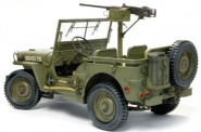 Dragon 75052 ¼ Ton 4x4 Truck w/M2 .50-cal Machine Gun