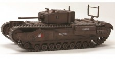 Dragon 760418 Churchill Mk.III  1st Can.Army Tank B.
