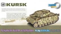 Dragon 760613 Pz.Kpfw.III Ausf.M w/Schürzen