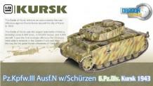 Dragon 760622 Pz.Kpfw.III Ausf.N w/Schürzen