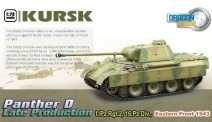 Dragon 760624 Panther Ausf.D Late Production