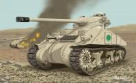 Dragon 773570 Egyptian Sherman