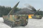 Dragon 773576 M752 Lance Self-Propelled Missile Launch