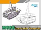 Dragon 773607 M688 Lance Loader-Transporter