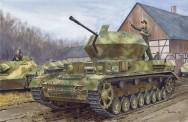 Dragon 776746 3,7cm Flak 43 Flakpanzer