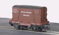 Peco NR-22 BR-Umzüge Conflat-Wagen mit Container