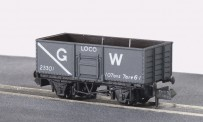 Peco NR-41W 7 Planken-Waggon