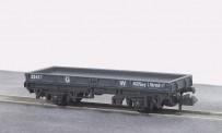 Peco NR-5W Tellerwagen