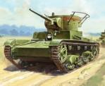 Zvezda 006246 T-26 mod.1933 Sov. light tank