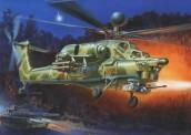Zvezda 007255 MIL MI-28ME 'HAVOC' Russ. attack heli