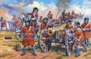 Zvezda 008058 Russ. artillery of Peter the Great