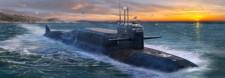 Zvezda 009062 'Delfin' Nuklear-U-Boot Delta IV Klasse
